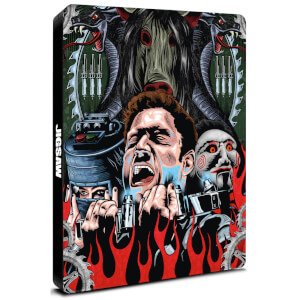 Jigsaw - Zavvi UK Exclusive Limited Edition Steelbook