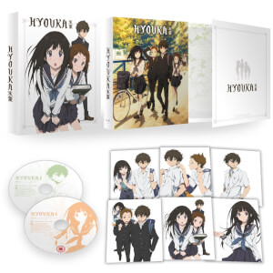 Hyouka - Part 1 - Collector's Edition