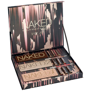 Urban Decay Naked VAULT VOL IV Eyeshadow Palette