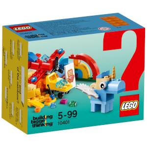 LEGO Classic Anniversary: Rainbow Fun (10401)