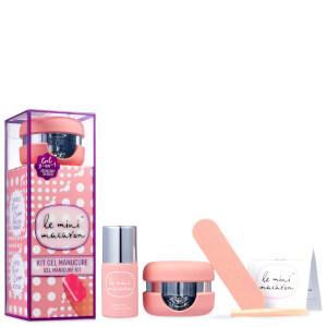 Kit de Manicura de Gel da Le Mini Macaron - Rose Crème