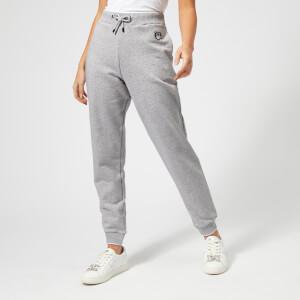 KENZO Women's Light Cotton Molleton Sweatpants - Pale Grey
