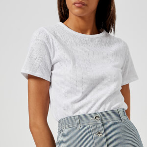 A.P.C. Women's Rosalie T-Shirt - White