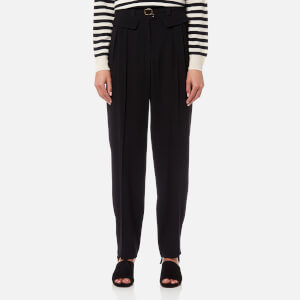 A.P.C. Women's Isa Trousers - Black