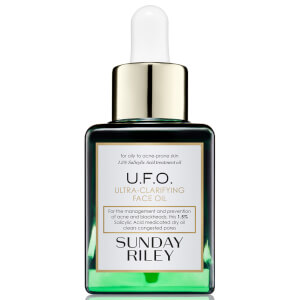 Sunday Riley U.F.O. Ultra-Clarifying Face Oil 1.2oz