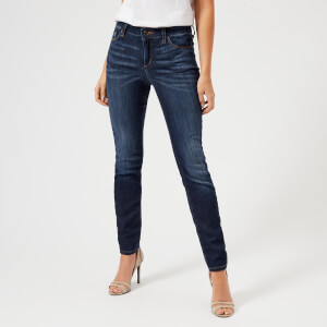 Armani Exchange Women's Skinny Jeans - Indigo Denim