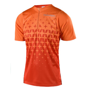 Troy Lee Designs Terrain Megaburst Jersey - Orange