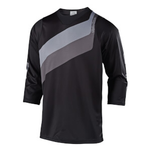 Troy Lee Designs Ruckus Prisma Jersey - Black/Grey