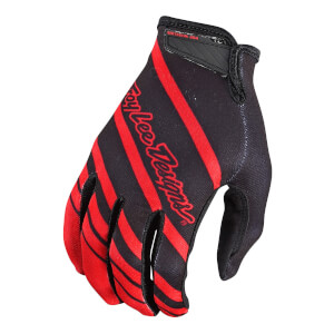 Troy Lee Designs Air Streamline Gloves - Red/Black