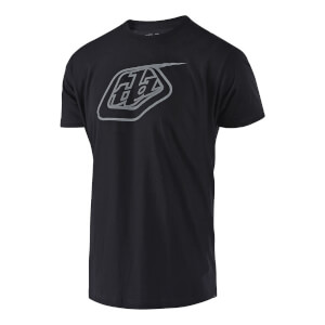 Troy Lee Designs Logo T-Shirt - Black