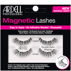 Ardell Magnetic Lash Demi Wispies 磁性粘合错落状假睫毛