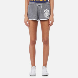 Superdry Women's Jamie Graphic Shorts - Tri Navy