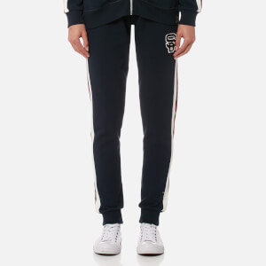 Superdry Women's Trinity Track Bottoms - Captain Navy