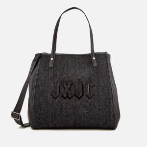 Juicy Couture Women's Arlington Soft Tote Bag - Black Denim