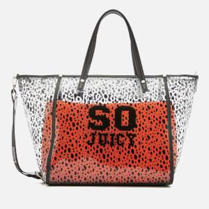 Juicy Couture Women's Arlington Soft Tote Bag - Vinyl/Orange