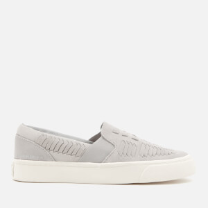Superdry Women's Dion Luxe Slip-On Trainers - Grey