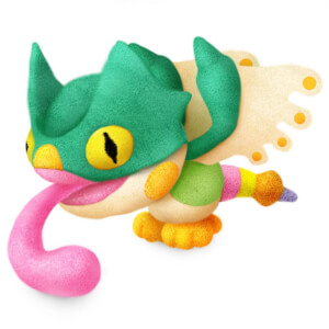Monster Hunter World Plush Figure - Pukei-Pukei (20cm)