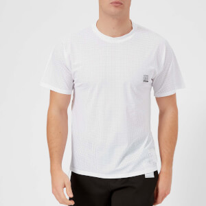 Satisfy Men's Punk Race Short Sleeve T-Shirt - White
