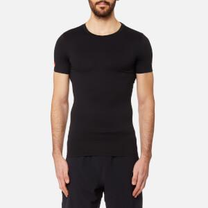 Superdry Men's Sport Gym Basic Runner Short Sleeve T-Shirt - Black