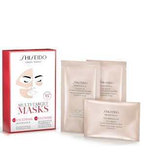 Shiseido Benefiance Double Tasker Masks Set