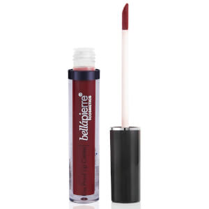Bellápierre Cosmetics Kiss Proof Lip Crème -nestemäinen huulipuna, 40's Red