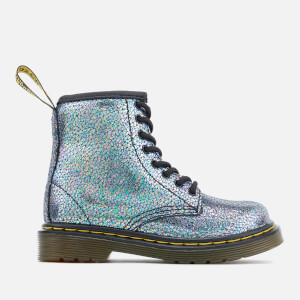 Dr. Martens Toddlers' Brooklee Split Lace Low Boots - Grey