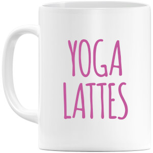 Yoga Lattes Mug