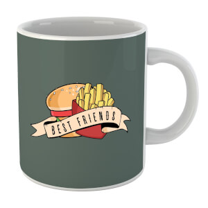 Fast Food Friends Mug