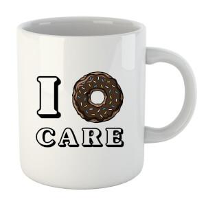 Tasse I Donut Care