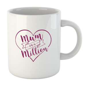 "Taza ""Mum In A Million"""