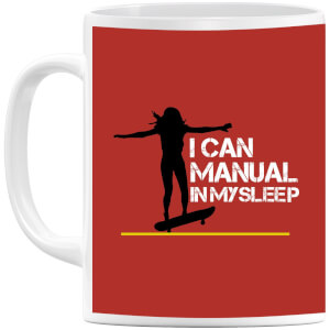 I can manual in my Sleep Mug