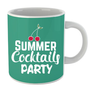Summer Cocktails Party Mug