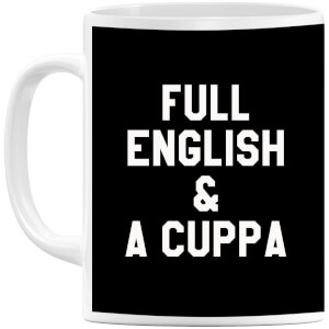 Full English and a Cuppa Mug