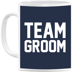 Team Groom Mug
