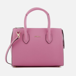 Furla Women's Pin Small Satchel - Orchid