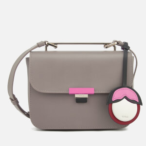Furla Women's Elisir Mini Cross Body Bag - Sabbia