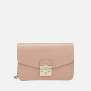 Furla Women's Metropolis Shoulder Bag - Moonstone