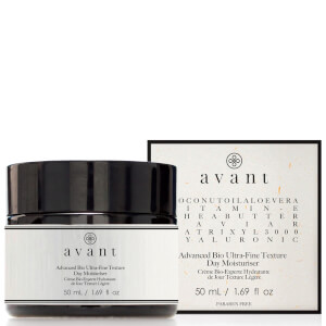 Avant Skincare Advanced Bio Ultra-Fine Texture Day Moisturiser 50ml