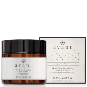 Avant Skincare Gentle Rose Beautifying Face Exfoliant 2.03 fl. oz