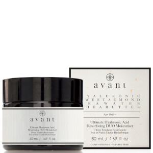 Avant Skincare Ultimate Hyaluronic Acid Resurfacing Duo Moisturiser -kosteusvoide 50ml