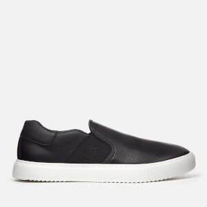 Armani Exchange Men's Slip-On Trainers - Nero