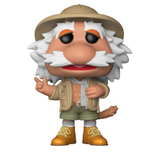Fraggle Rock Traveling Matt EXC Pop! Vinyl Figure