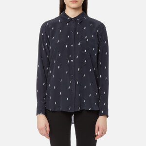 Rails Women's Kate Shirt - Navy Lightning