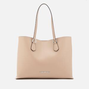 Emporio Armani Women's Shopping Bag - Beige