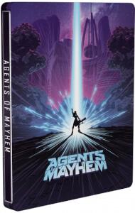 Agents of Mayhem - Edición Steelbook: Image 2