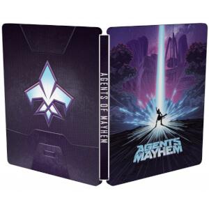Agents of Mayhem - Edición Steelbook: Image 3