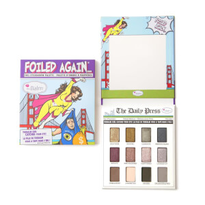 theBalm Foiled Again Eyeshadow Palette