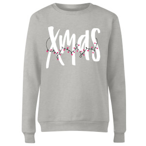 Xmas Women's Sweatshirt - Grey