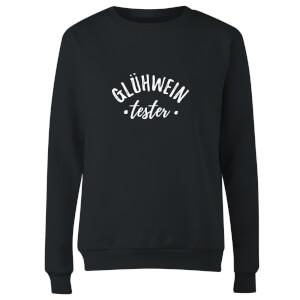 Gluhwein Tester Women's Sweatshirt - Black