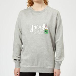 """Sudadera Navidad """"Jacadi"""" - Mujer - Gris"""